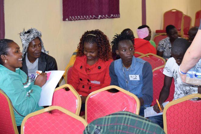 Tubonge jämställdhet Kenya