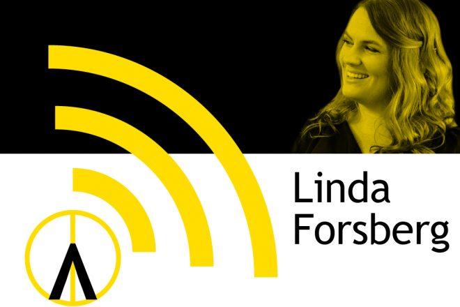 Podd Artivist Linda Forsberg