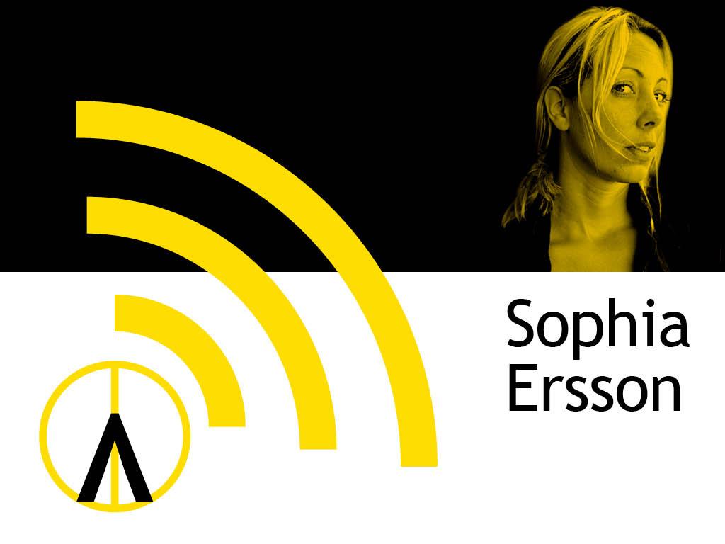 Sophia Ersson Stormvarning Podd Artivist