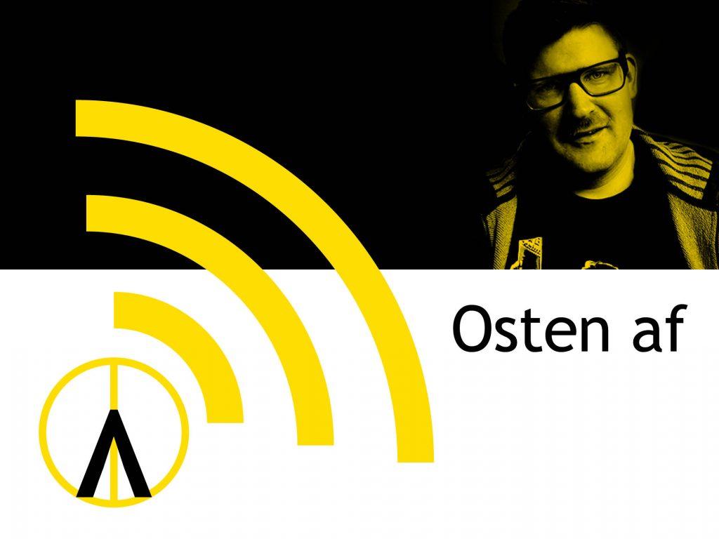 Podd Artivist Fredrik Engström Osten af Songlines
