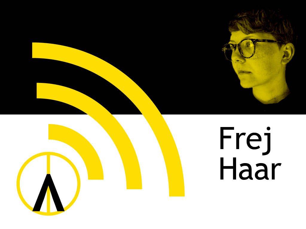 Podd Artivist Frej Haar