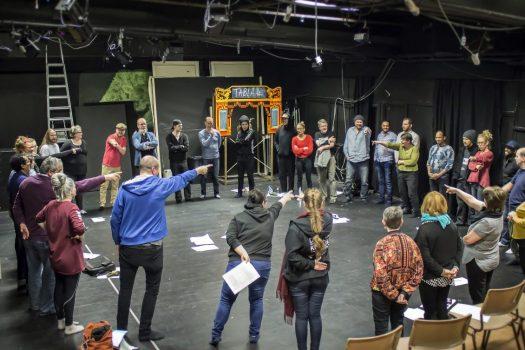 Bollnäs brinner. Projektledning inkubator idéutveckling förändringsprojekt kultur