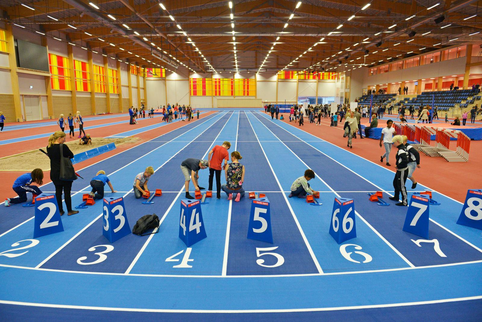 Foto IFU Arena Idrott och kultur