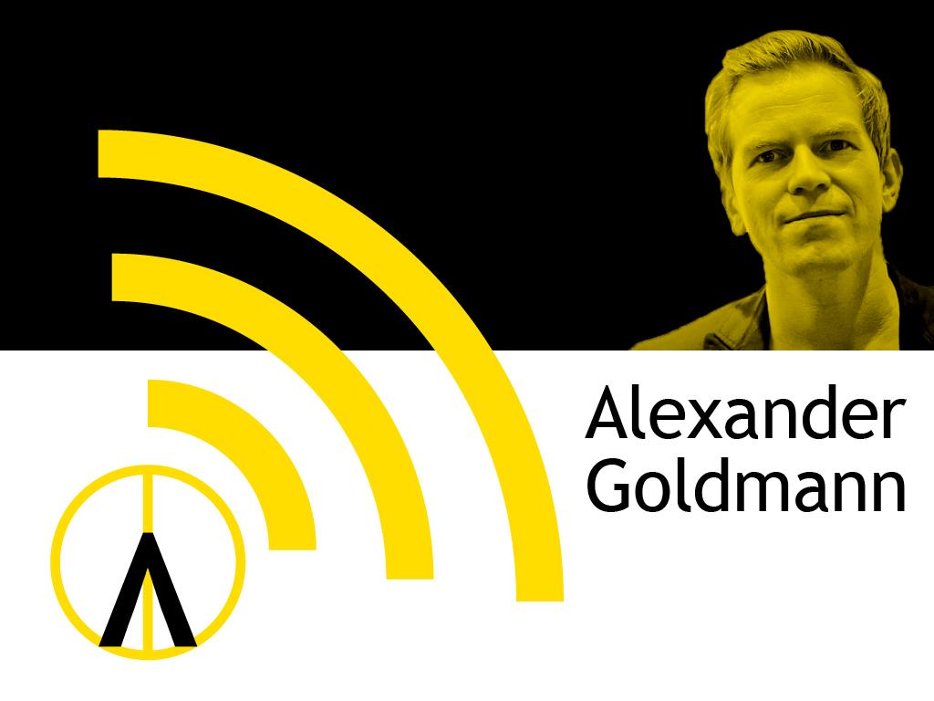 Podd Artivist Alexander Goldmann Musiker mot rasism
